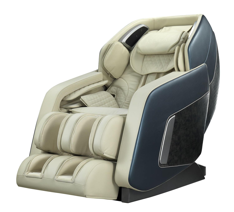 Vaga Massage Chair - Cream