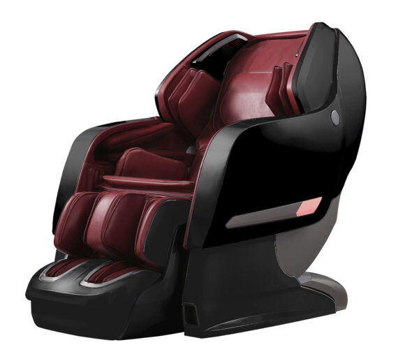 Space Massage Chair - Black & Red