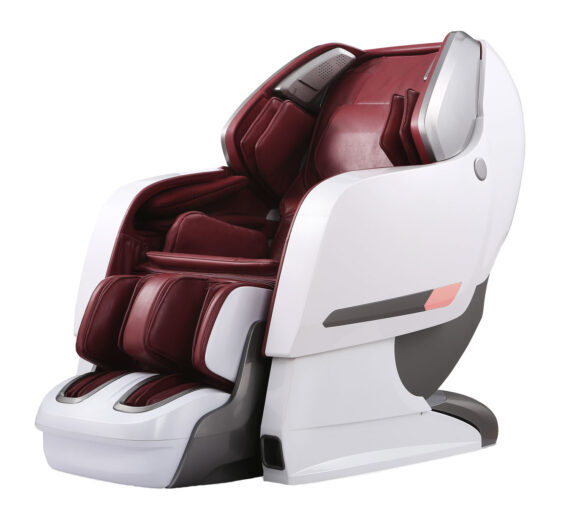 Space Massage Chair - Red