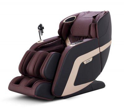 Nova Massage Chair - Red
